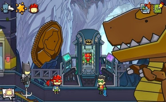 Scribblenauts Unmasked A DC Comics Adventure PC Screenshot 04