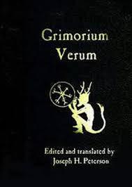 Libros en Pdf de ocultismo completo El Grimorium Verum