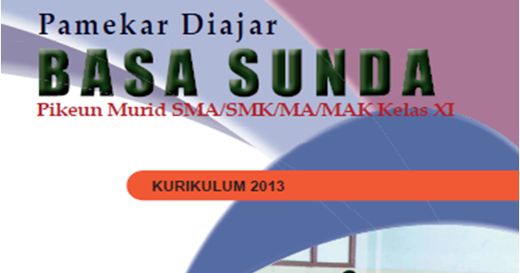 Blog Ilmu Matematika Buku Bahasa Sunda Kelas 11 Kurikulum