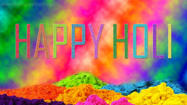 Happy Holi HD Images 2017