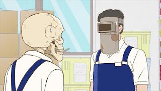 Gaikotsu Shotenin Honda-san – Episódio 09