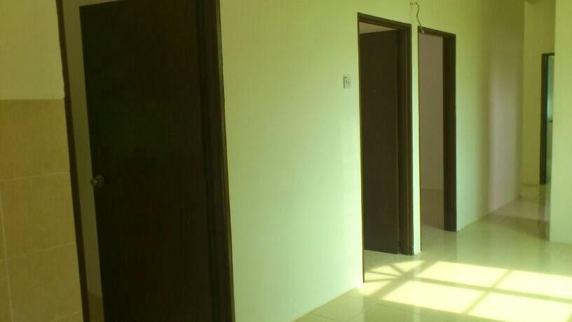 Rumah Flat Shah Alam Untuk Disewa - Rumamy