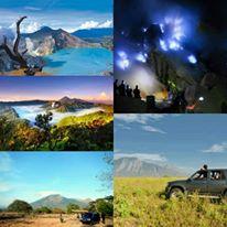 Paket Wisata Bromo - Batu Malang - Kawah Ijen