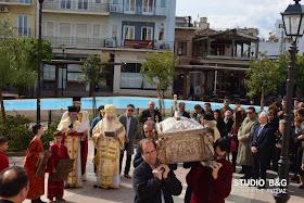 Πανηγυρικά εορτάστηκε η Κυριακή της Ορθοδοξίας στον Άγιο Πέτρο Άργους