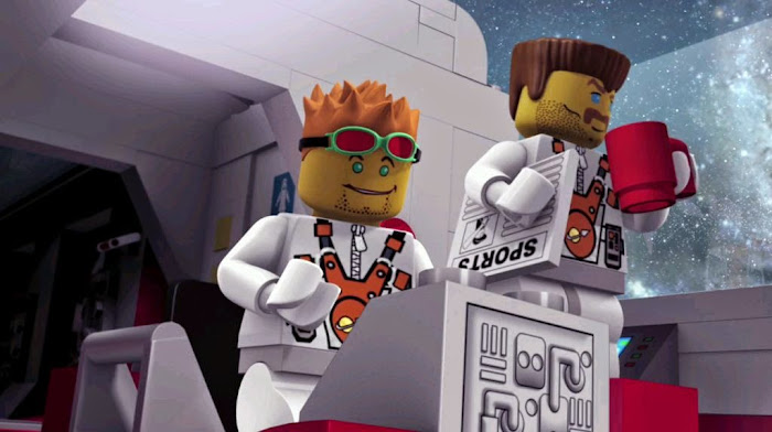 Mediafire Resumable Download Links For Hollywood Movie Lego The Adventures of Clutch Powers (2010) In Dual Audio