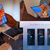 هواوي تعلن رسمياً عن هاتفها القابل للطي huawei Mate X بتصميم جد راقي