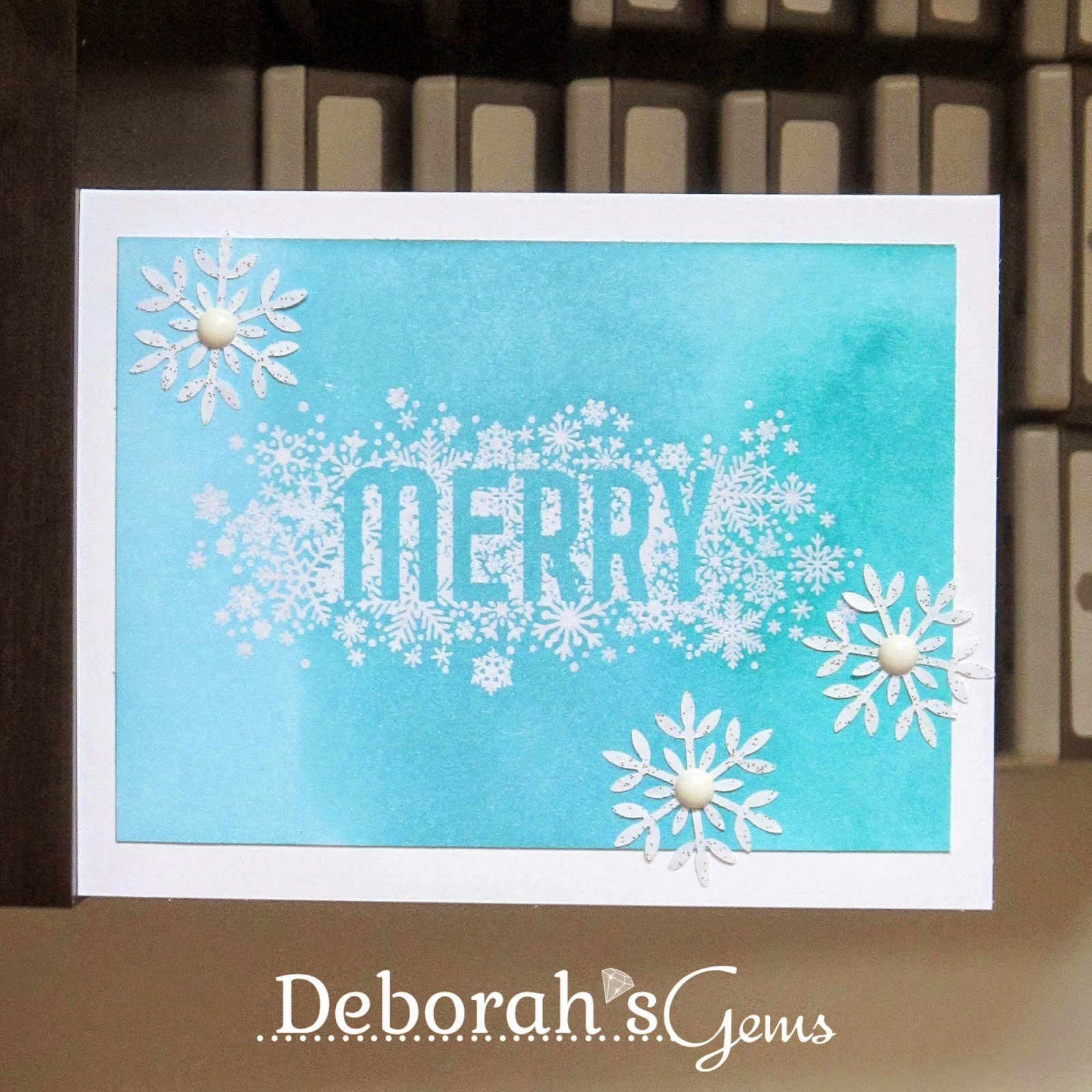 Merry Sq - photo by Deborah Frings - Deborah's Gems