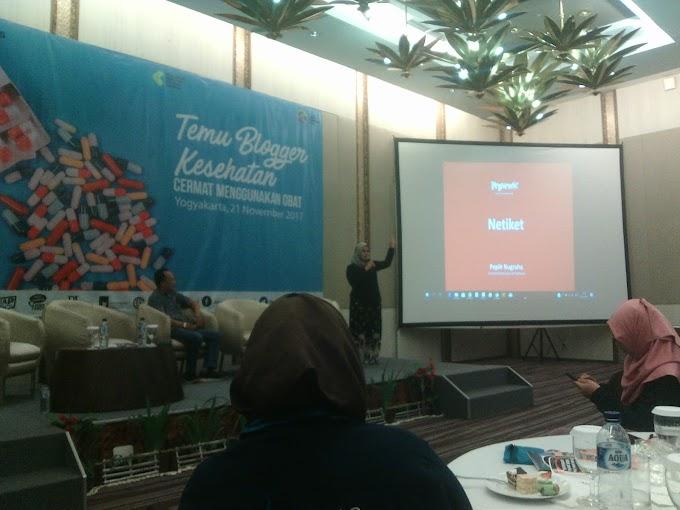 Workshop Etiket Blogger bersama Kang Pepih Nugraha