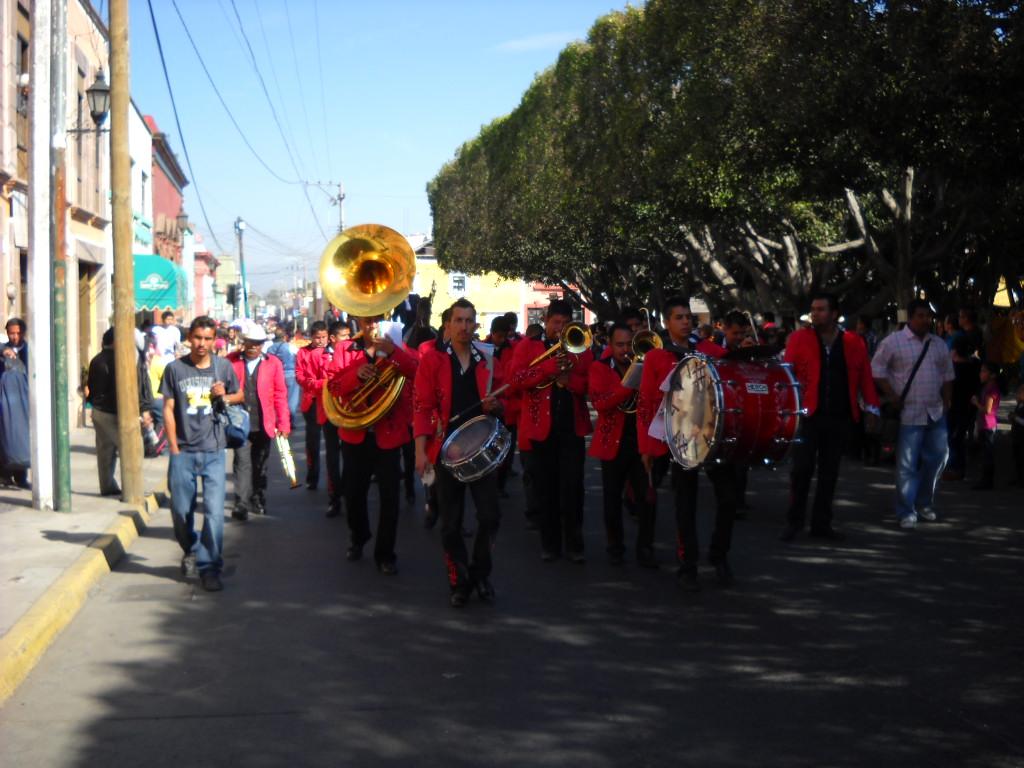 Arcadia Salvaterrense: Salvatierra en la tradición de las ...  Bandas