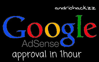 AdSense approval trick in 1 hour