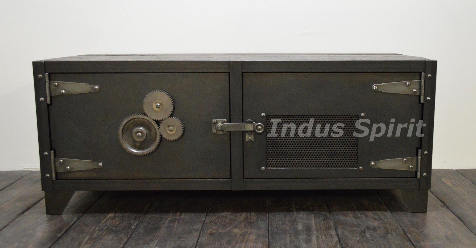 Design Industriel Meuble Meuble Tv Design Industriel