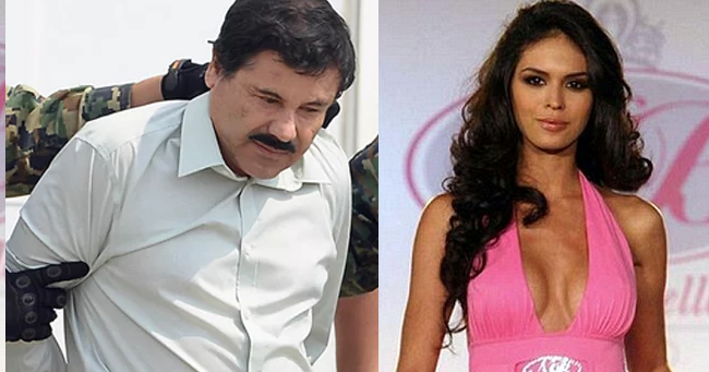 "Wife Of Mexican Drug Lord Joaquin ""El Chapo"" Guzman Says 'He Will Die Or Go Crazy' After Prison Cut His Love-Making Time"
