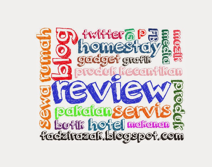 Servis review Fadzi Razak