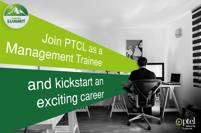 Big Company PTCL Management Trainee Program 2017