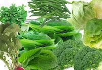 Sayuran Hijau, Bayam, Brokoli, Vitamin C, Makanan Otak