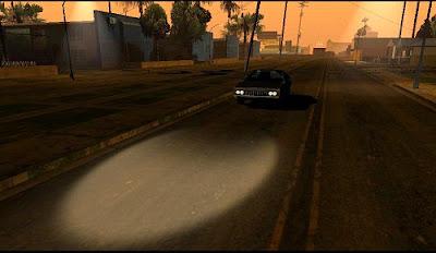Lampu Mobil + Motor Baru + Water HD