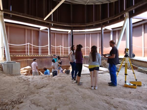 Sisena campanya d'excavacions al Parc Arqueològic