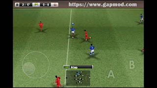 Download PES 2011 Mod Indonesia League 2018 Apk Android