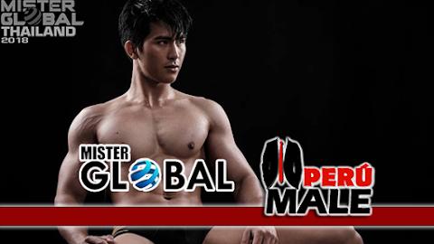 Mister Global Thailand 2018