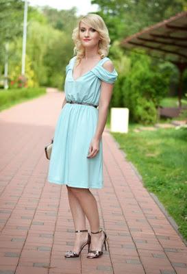 Fotos de outfits para boda de otoño