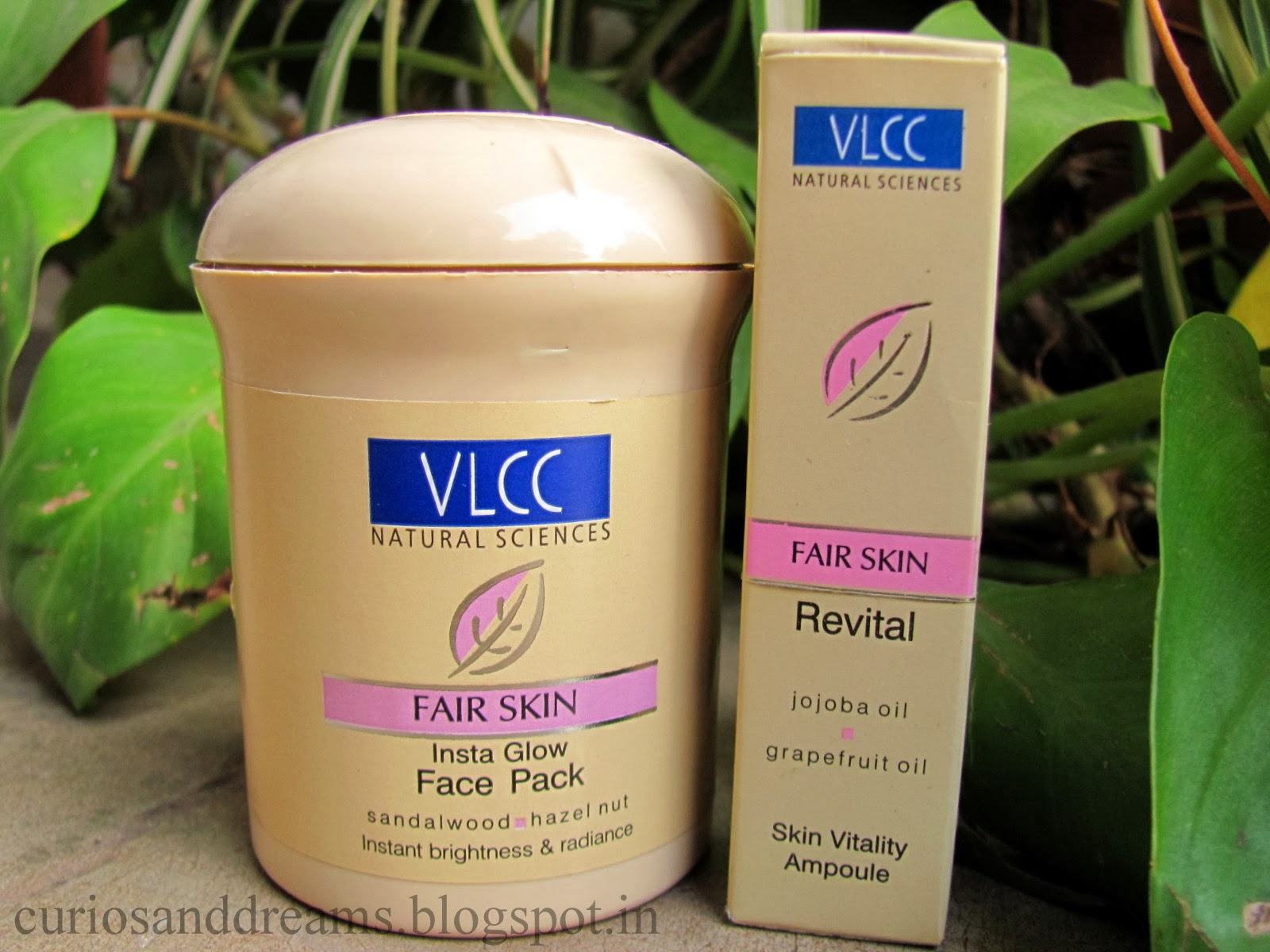 VLCC Insta Glow Face Pack review