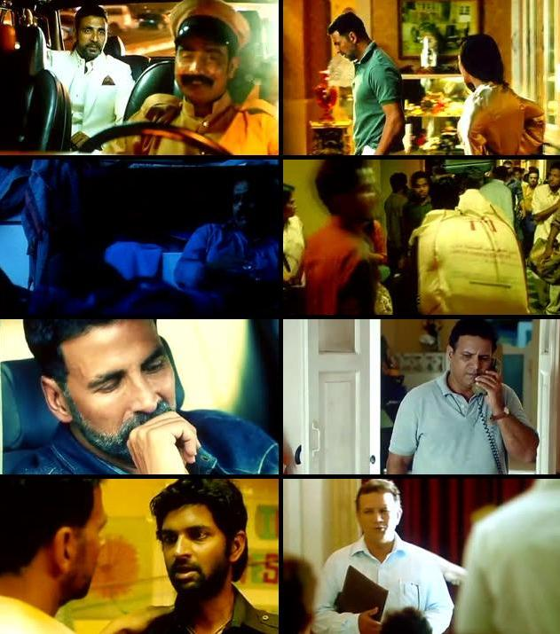 Airlift 2016 Hindi 720p DVDScr 999MB