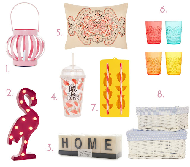 Primark Spring Summer 16 Home collection