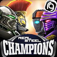 real steel boxing champions hileli apk indir