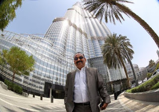 George Nereaparambil owns 22 apartments in world's tallest building