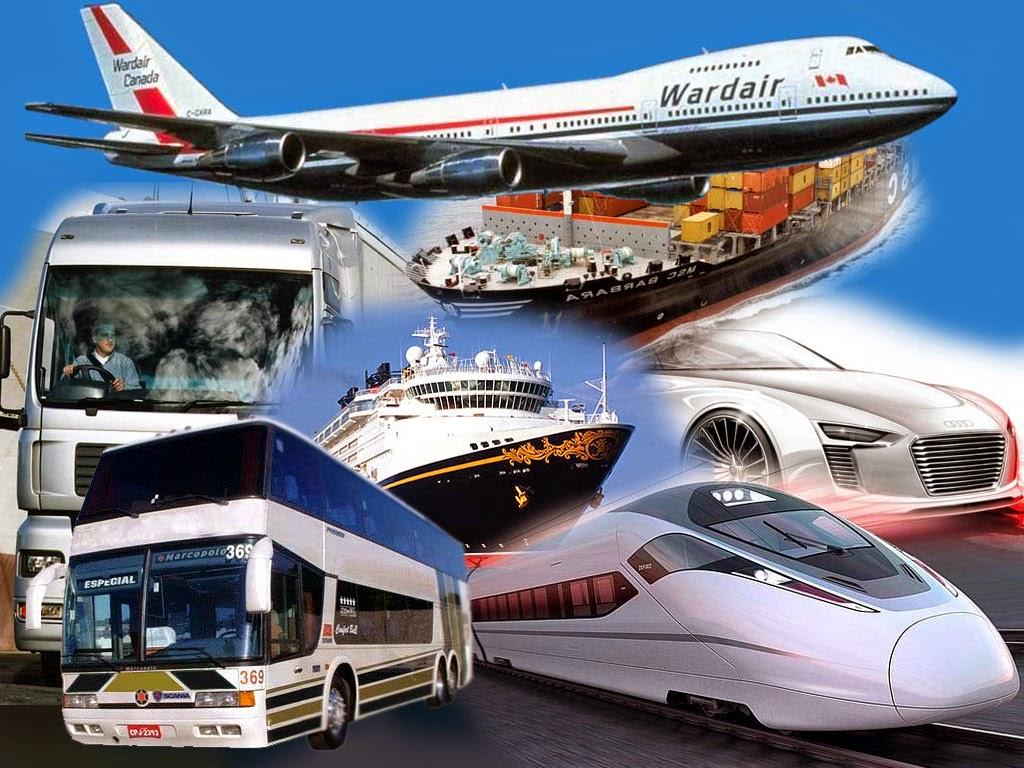 Transportes e Infraestrutura de Mobilidade