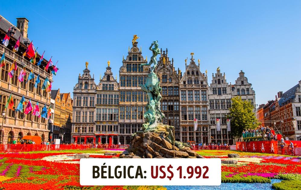 #Belgium