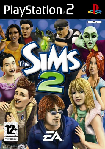 sims2. - The Sims 2 | PS2