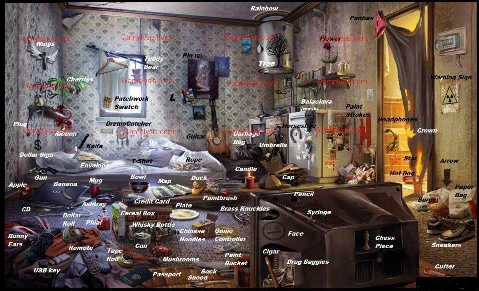 Living Room Bonus Crime Scene | www.lightneasy.net
