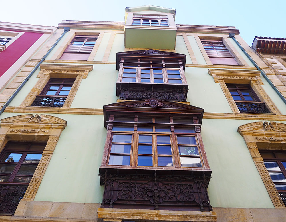 Edificio Verdú Gijón