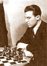 El ajedrecista Alfred Beni