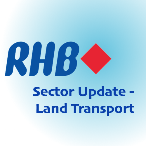 Singapore Land Transport - RHB Invest 2015-11-30: 2016 Could Be a Year Of Many (Positive) Changes