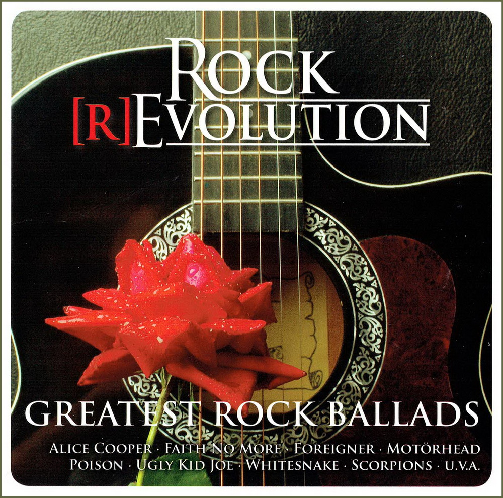 With The Song Of Life: VA - Rock [R]Evolution ~ Greatest