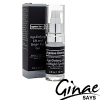 Product Review: Ageless Derma: Age-Defying Lift and Bright Eye Gel
