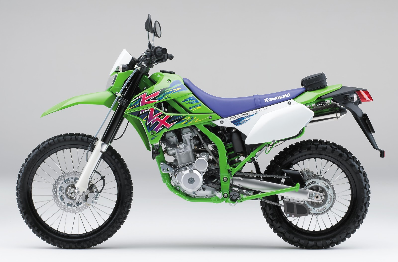 Planet Japan Blog: Kawasaki KLX 250 Final Edition 2016