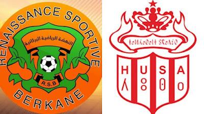 موعد مباراة فريقي حسنية اكادير ونهضة بركان ضمن مباريات كأس الكونفيدرالية الأفريقية 2019