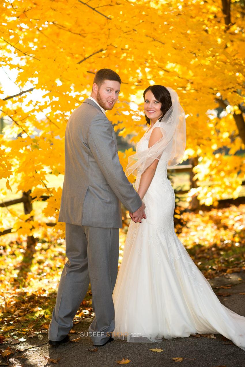 Ann Arbor Rustic Farm Wedding Photography - Sudeep Studio.com Ann Arbor Photographer