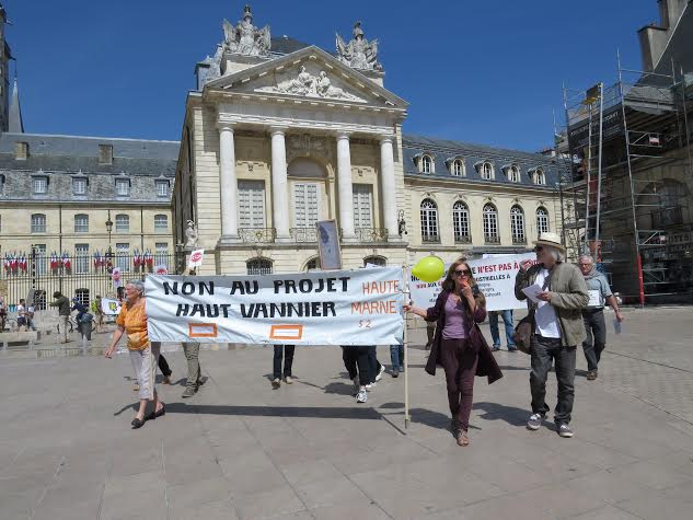 Manifestation  le 24 avril 2015