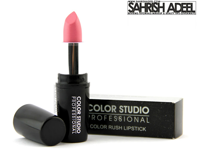 Color Studio Pro Color Rush Lipstick in 'Vixen' - Review & Swatches