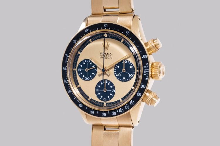 Sốc với đồng hồ giá 3,7 triệu đô của Rolex