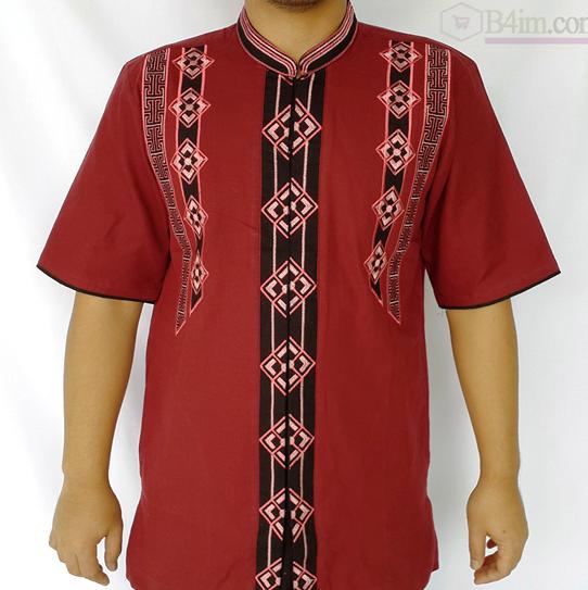 Busanamuslim 10 Baju Koko Pria Kombinasi Model Paling Baru Dan