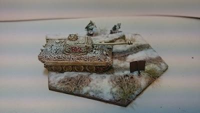 2nd place: Russian Winter, by Tonton Flingueur - wins £10 Pendraken credit!