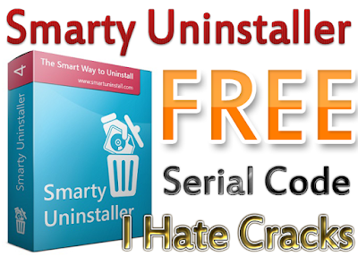 Smarty Uninstaller Pro 4 With Serial Code For Free (100% Discount)