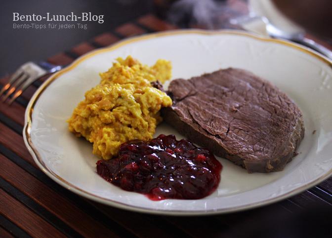 Weihnachtsessen Lecker.Bento Lunch Blog Großes Weihnachtsessen 2012