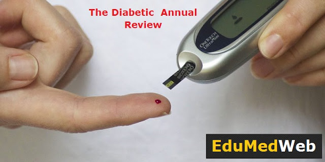 The-Diabetic-Annual-Review