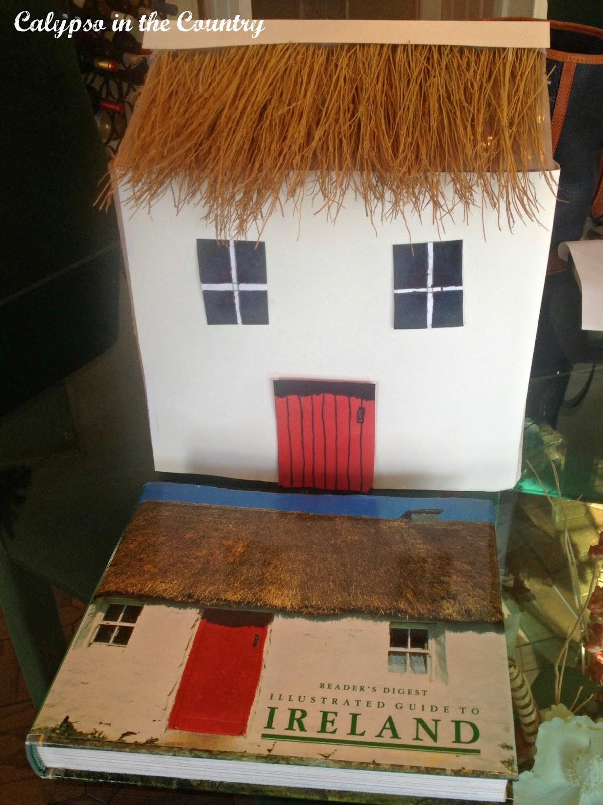 St. Patrick's Day Craft - Irish Cottage